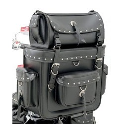 Kit De Bagages Weekender Clouté Sissy Bar Bags All American Ride