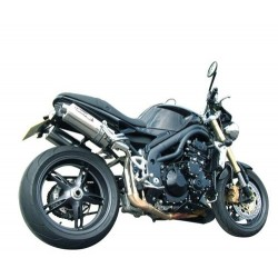 Silencieux Allteum Rond Scorpion Speed Triple 1050 Triumph