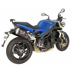 Silencieux RUNNER Devil pour Speed Triple 1050