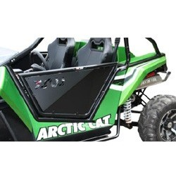 KIT PORTES SUICIDE ARCTIC CAT WILDCAT 1000 NOIR