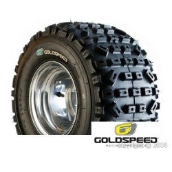 Pneu Goldspeed SX bleu 18x10x8 Port Offert