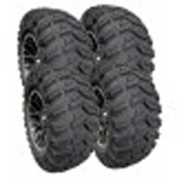 Lot de 4 Pneus Drag'on Oryx 26x9x12 / 26x11x12 Port Offert