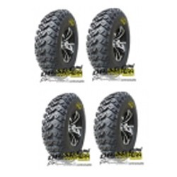 Lot de 4 pneus A045 Drag'on Panthera 30x10x14 8 Plis Port Offert