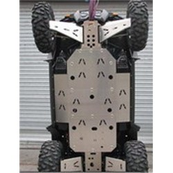 Kit Protection Totale Alu AXP 800 RZR S Polaris