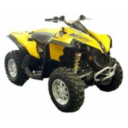 Kit Extension d'Ailes AV/AR 500 et 800 Renegade Can-Am