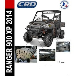 Kit Complet de Protection 900 XP Ranger Polaris