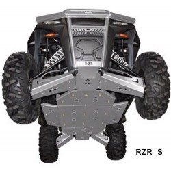 Kit Protection Totale Alu XRW 800 RZR S Polaris