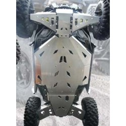 Kit Complet de Protection Alu CRD Meca'System Polaris RZR900S