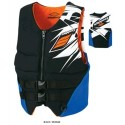 Gilet REV Neo Vest Slippery Noir Orange