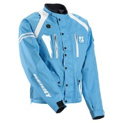 Veste Enduro Kenny Performance Bleu Clair 2014