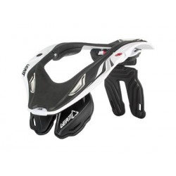 Protection Cervicale Leatt Brace Gpx5.5 Blanc Port Offert