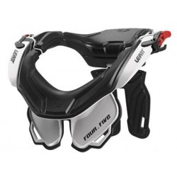 Protection Cervicale Leatt Brace Gpx4.5 Blanc Port Offert
