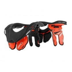 Protection Cervicale Leatt Brace Gpx5.5 Junior Orange Port Offer