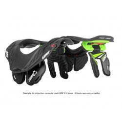 Protection Cervicale Leatt Brace Gpx5.5 Junior Noir Port Offert