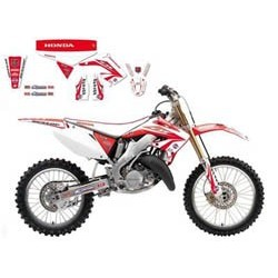 Kit Deco Complet BlackBird Honda World Replica MX1