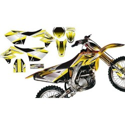 Kit Deco Complet BlackBird Suzuki Krypton