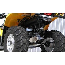 Protection Pont Arrière ALU CRD Outlander 500/650/800 Can Am