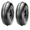 Lot de 2 Pneus AV Maxxis RAZR Blade22 x 8 x 10