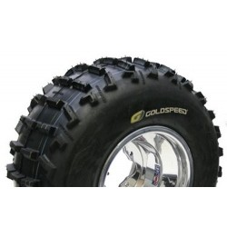 Lot de 2 Pneus Sable Cross AR GOLDSPEED Sand cross 2: 21x10-9