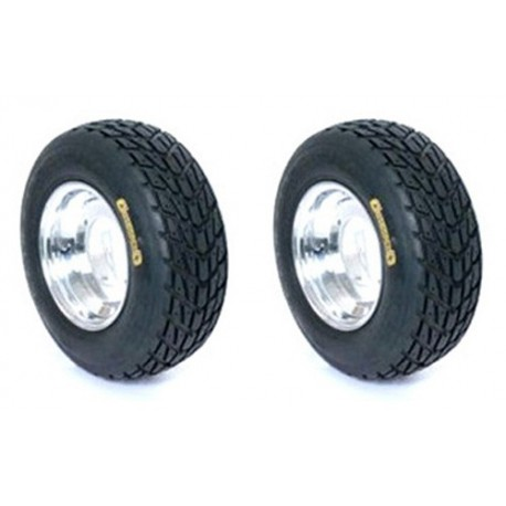 Lot de 2 Pneus AV Goldspeed CR 165 x 70 x 10