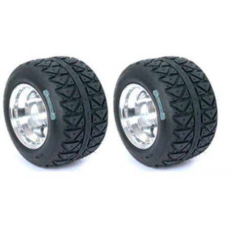 Lot de 2 Pneus AR Goldspeed CR 225 x 40 x 10 HV