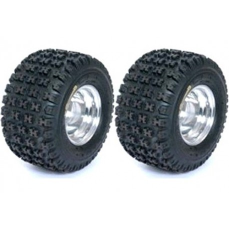 Lot de 2 Pneus AR Goldspeed MX 18 x 10 x 9