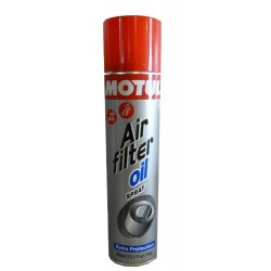Air Filter Oil Spray Motul Huile Filtre à Air