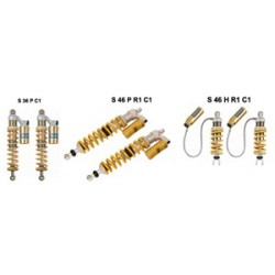 Amortisseur OHLINS pour Yamaha 660 Grizzly