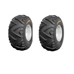 Lot de 2 pneus Sable Kenda K584 22x10x8 Port Offert