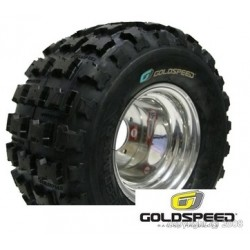 Pneu Goldspeed Cross MXR 18 10 8 Bleu Port Offert