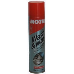 Wash & Wax Motul