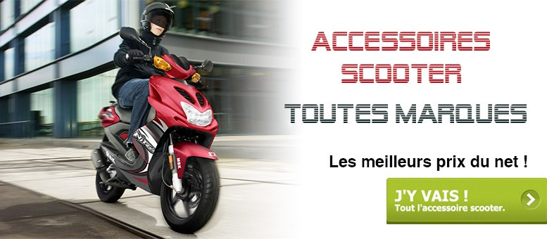 Accessoires scooter